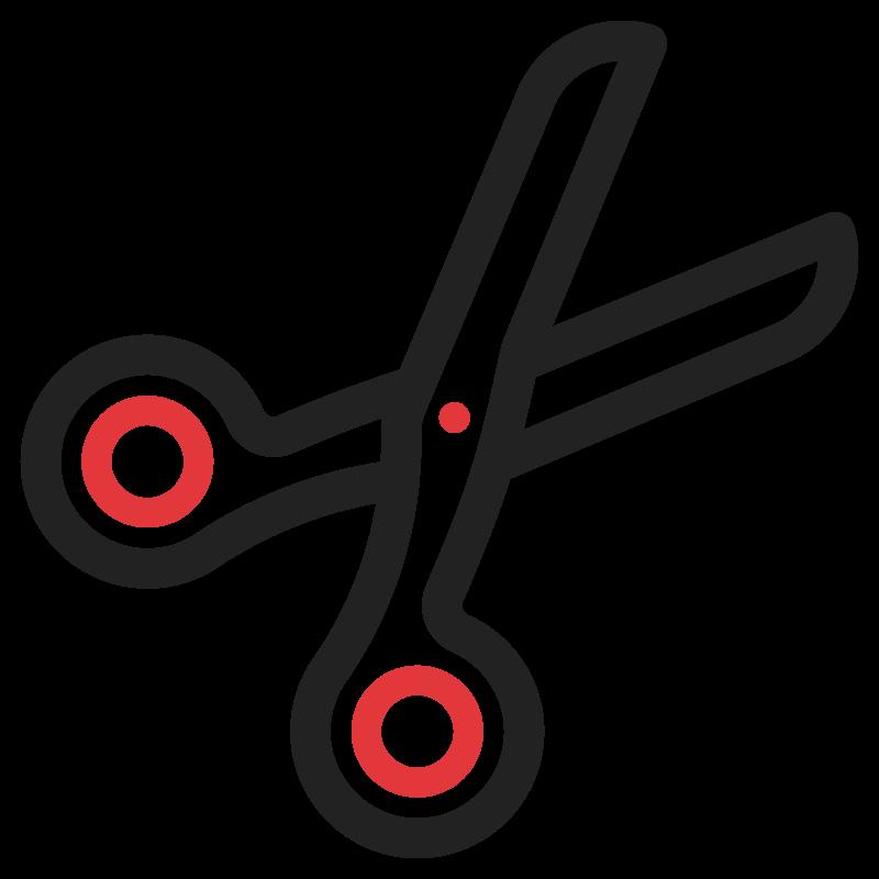 Fabric Shears Icon