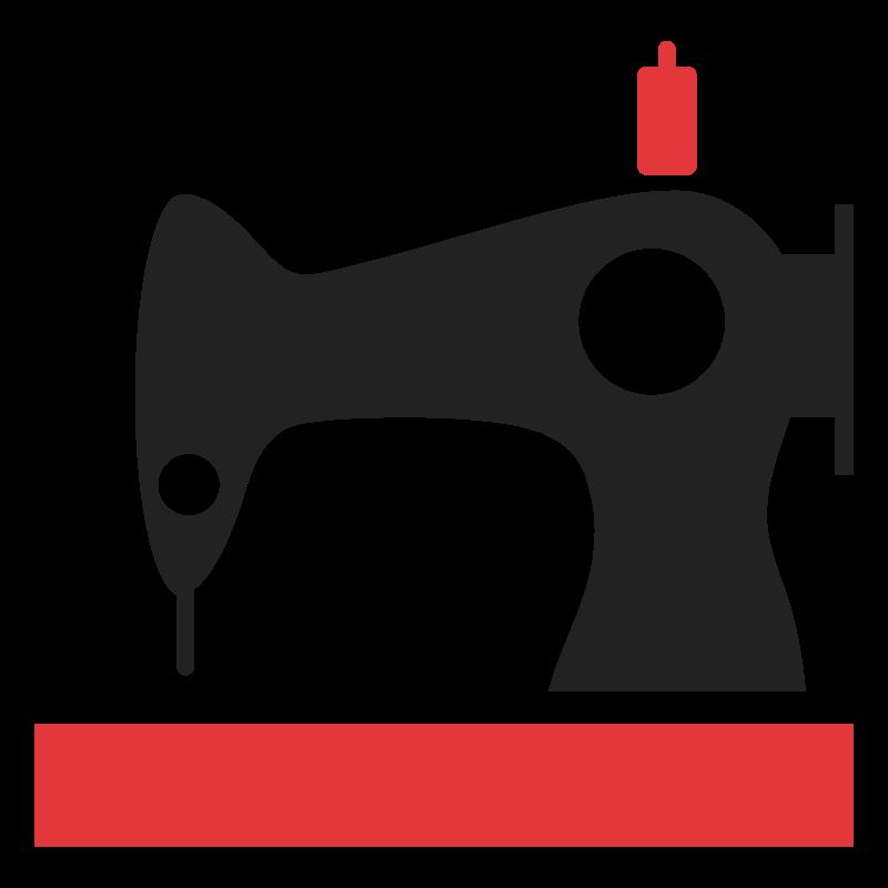 Singer Sewing Machine Icon